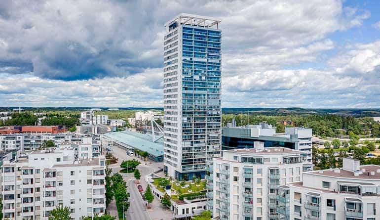 Suomen rikkaimmat taloyhtiöt 2020